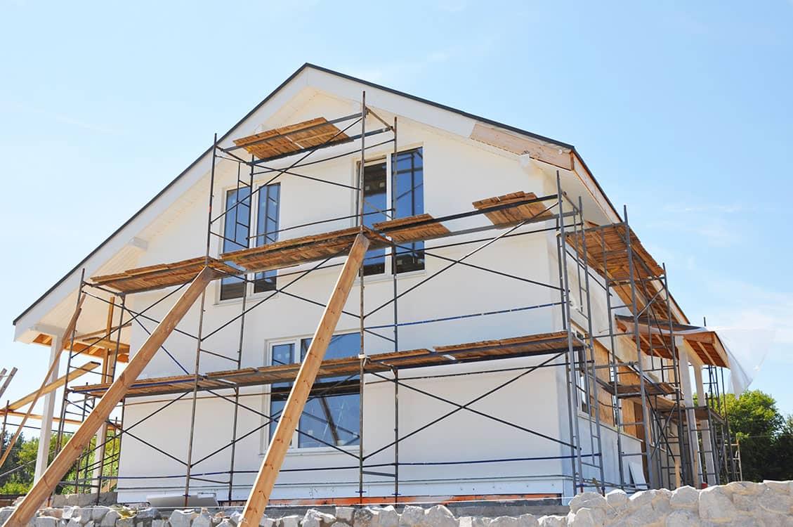 ravalement de façade réalisé avec aides anah 2021