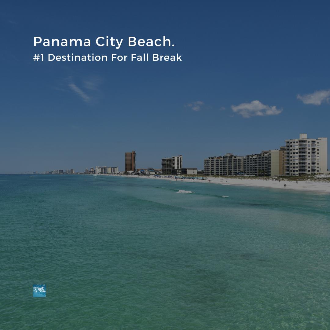 #1 fall break destination pcb