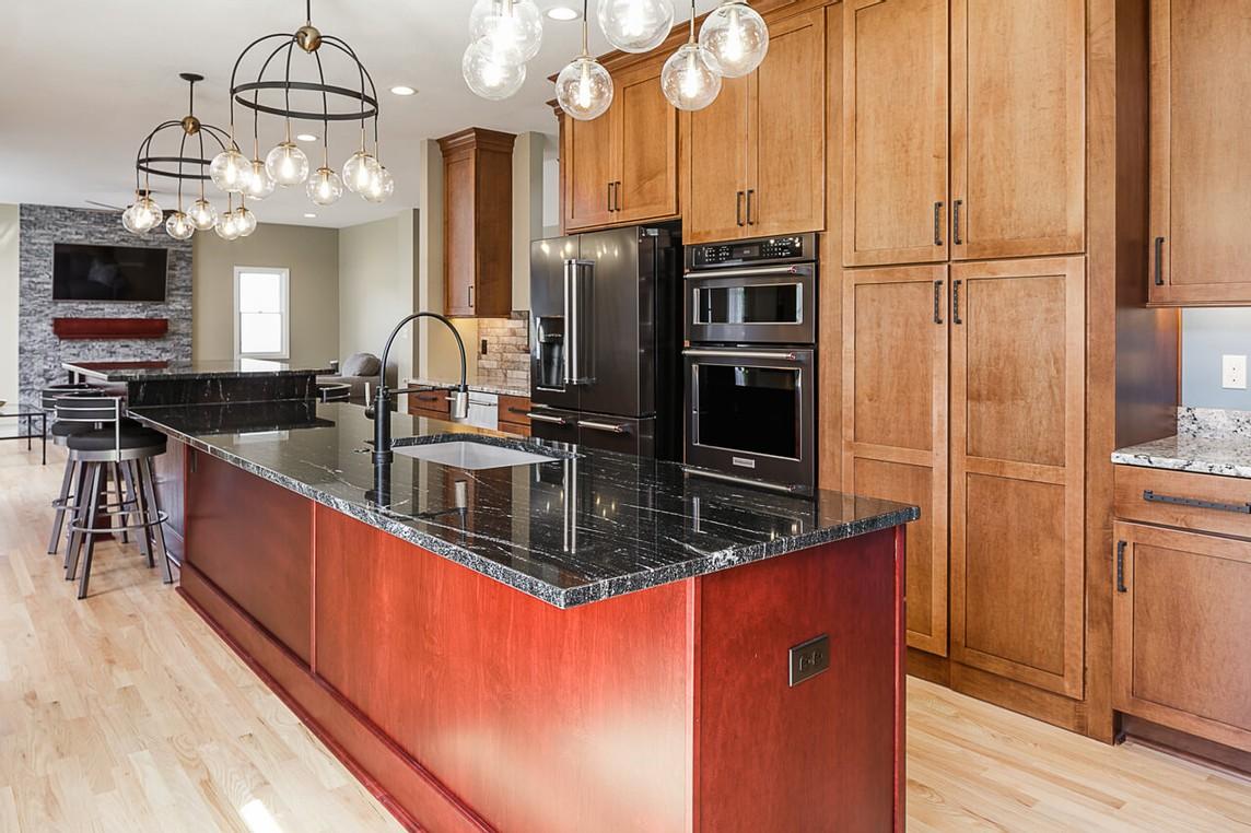Great remodeled kitchen design