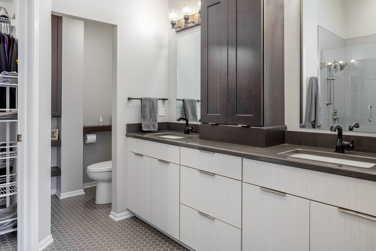 Urbandale Master Bathroom Remodel