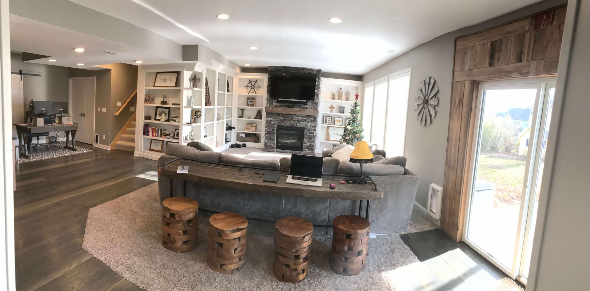 Great finished basement