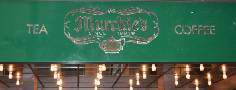 Murchies Tea and Coffee, Victoria BC