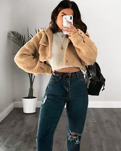 Oggi Mom Jeans