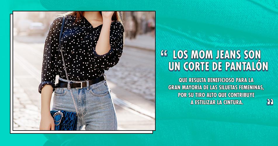 Oggi outfits con mom jeans