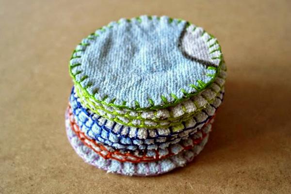 Oggi reciclar ropa vieja Uso funcional