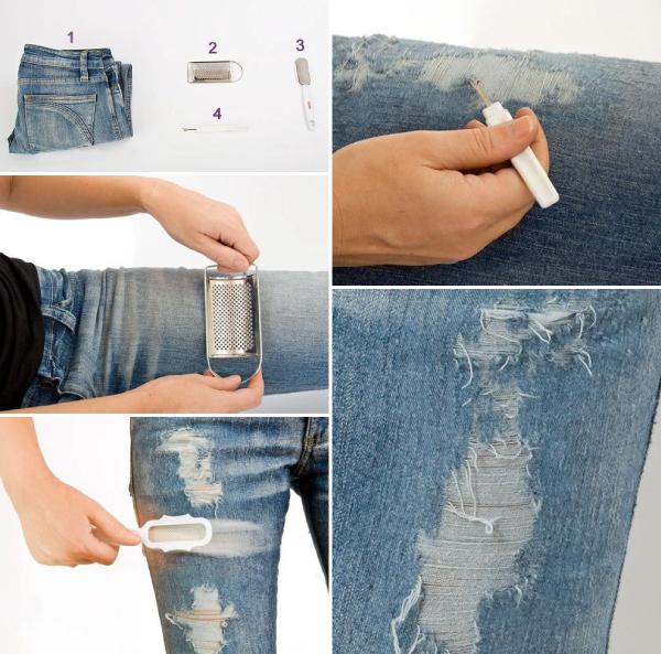como-desgastar-tus-jeans-diy