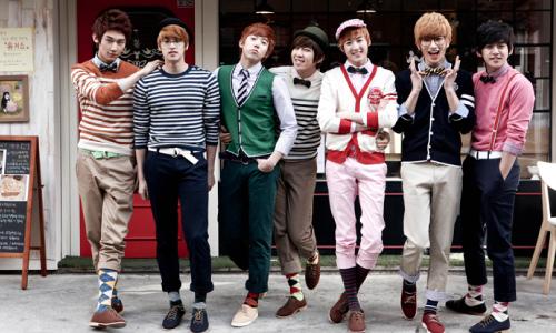 kpop-band