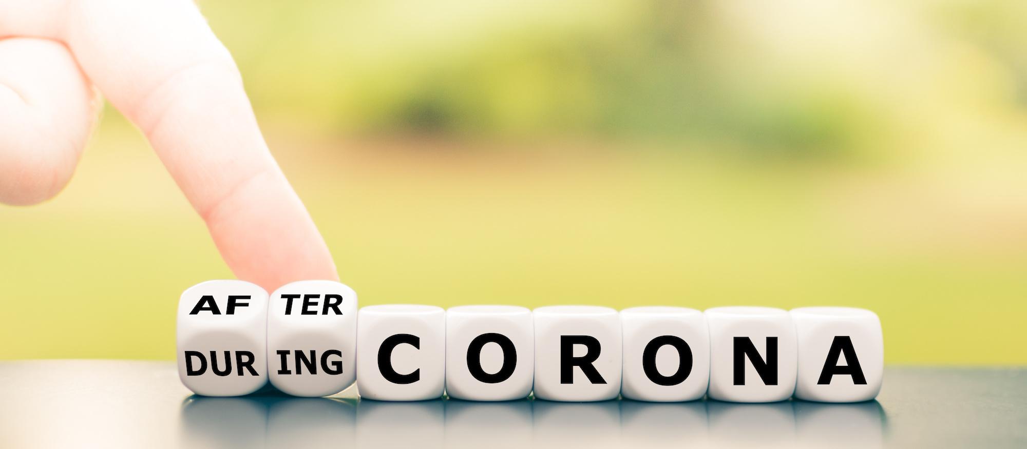 Social Dynamics -- Post Corona
