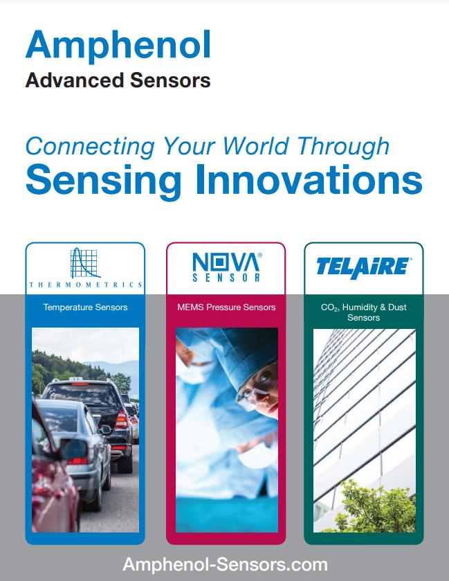 Amphenol Advanced Sensors | Connecting Your World Through Sensing Innovations - OEM Product Catalog