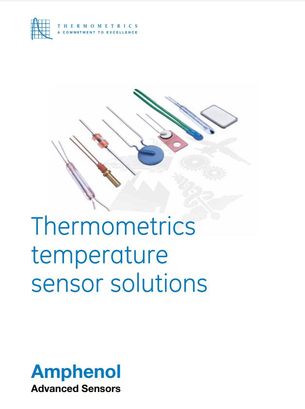 Temperature Sensor Solutions | Thermometrics - Brochure