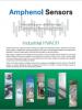 Amphenol Sensors | Industrial HVACR Sensing Solutions - Brochure