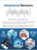 Amphenol Sensors   Medical Sensor Solutions - Brochure