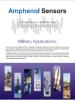 Amphenol Sensors | Military Sensing Solutions - Brochure