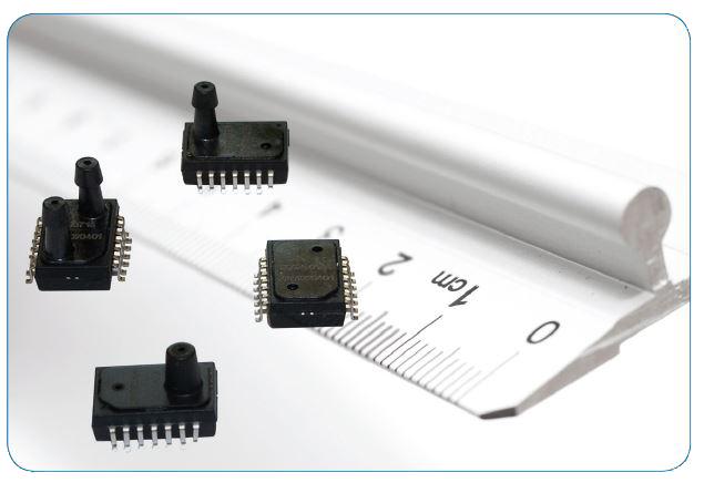 NPA Surface-Mount Pressure Sensors | By NovaSensor