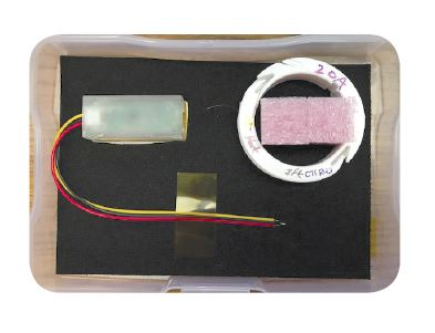 NovaSensor P330W Eval Kit   Absolute Catheter Pressure Sensor Evaluation Kit