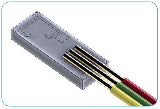 NovaSensor P330W   Absolute Pressure Sensor 1F