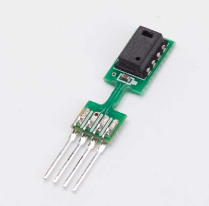 Telaire ChipCap 2-SIP | Humidity and Temperature Sensor