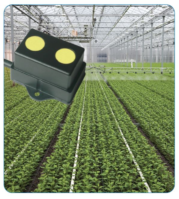Indoor Agriculture: Smart Greenhouse Environmental Monitoring and Control | By Telaire