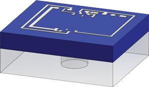 NovaSensor P2701 | High Sensitivity Low Pressure Sensor Die