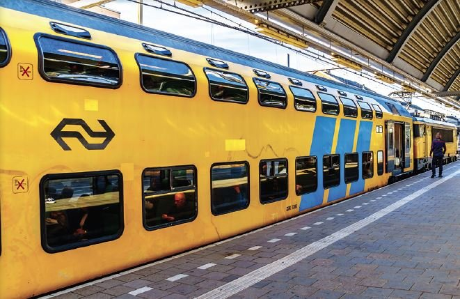 Carbon Dioxide (CO2) Sensing in Railway Cars | By Telaire